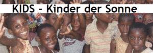 Wir unterstützen KIDS - Kinder der Sonne