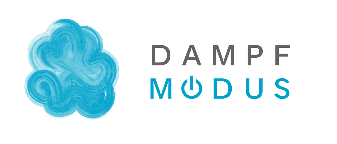 Logo Dampfmodus